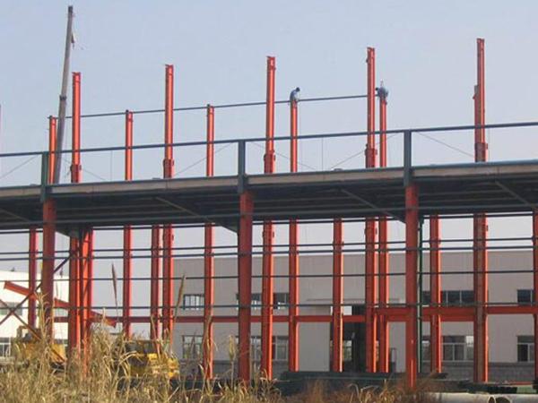 钢结构厂房成功案例
