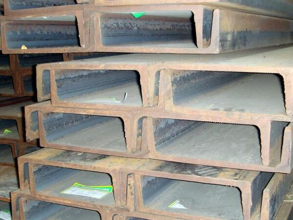 低合金槽钢